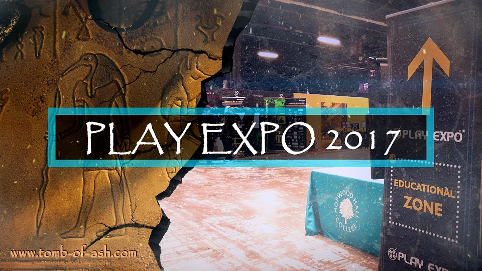 Play Expo manchester 2017