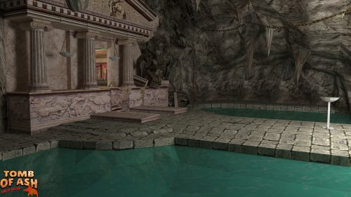Tomb of Tihocan (Tomb Raider: Anniversary Edition)