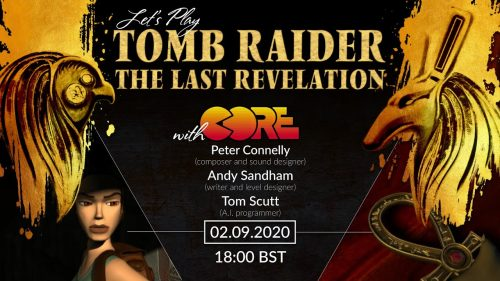 [LIVE]Playing Tomb Raider: The Last Revelation with Core Design