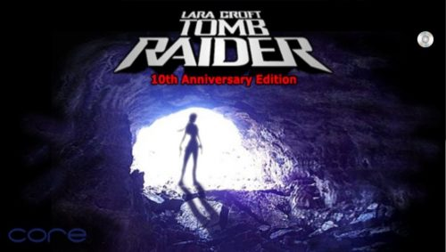 [Video] Tomb Raider: 10th Anniversary Edition Main Menu