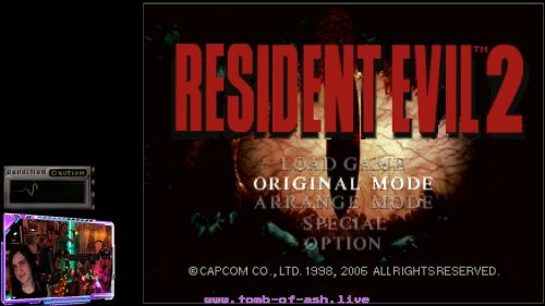 [Video]Resident Evil 2 – Claire (stream highlights)