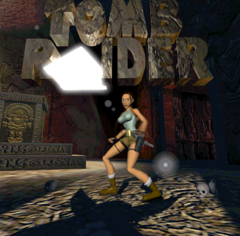 Tomb Raider 1 1995 technical demo
