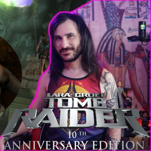 [Video] How to play the cancelled Tomb Raider: 10th Anniversary Edition